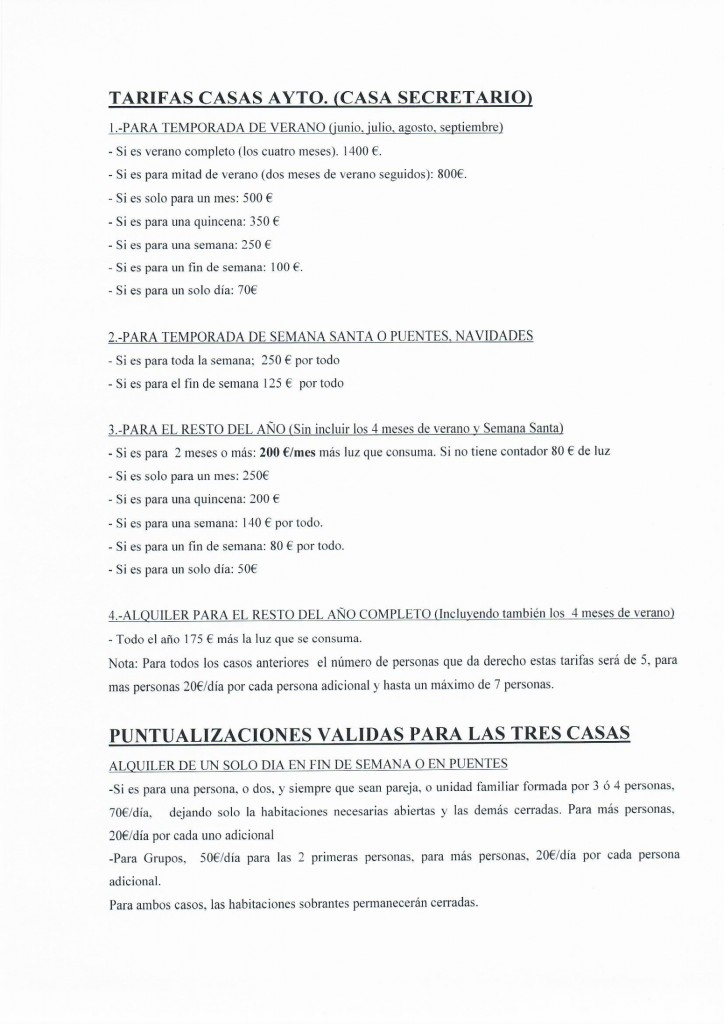 TARIFAS 2 ALQUILER CASAS AYTO 21.02